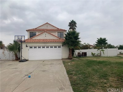 23250 Woodpecker, Moreno Valley, CA 92557 - MLS#: PW19234248