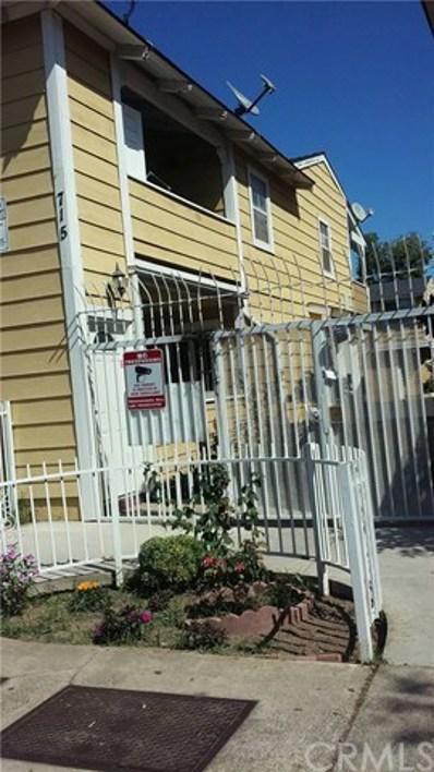 715 N Lacy Street UNIT C, Santa Ana, CA 92701 - MLS#: PW19235251