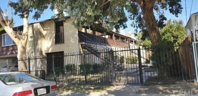 11131 Dodson Street UNIT 1, El Monte, CA 91733 - MLS#: PW19238011