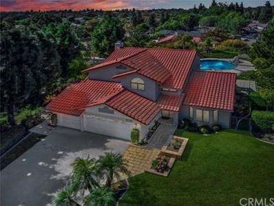 4975 Via Del Cerro, Yorba Linda, CA 92887 - MLS#: PW19238799