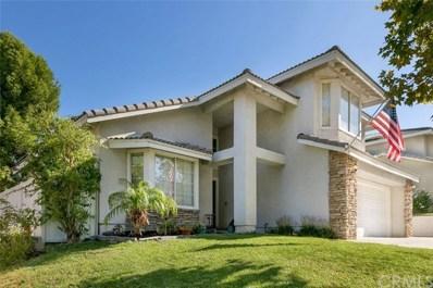 3181 Mountainside Drive, Corona, CA 92882 - MLS#: PW19238998