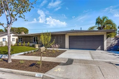 190 E Bay Street, Costa Mesa, CA 92627 - MLS#: PW19239447