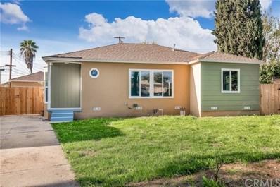 16239 E Bellbrook Street, Covina, CA 91722 - MLS#: PW19248135