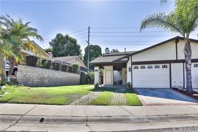2312 Raintree Drive, Brea, CA 92821 - MLS#: PW19248801