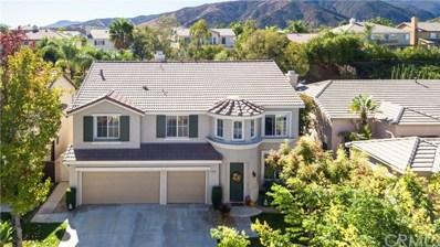 4242 Havenridge Drive, Corona, CA 92883 - MLS#: PW19248976