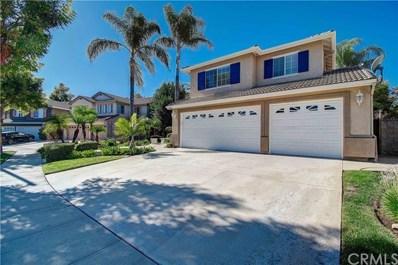 3080 Bavaria Drive, Corona, CA 92881 - MLS#: PW19249443