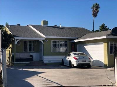 1722 Highland Street, Santa Ana, CA 92703 - MLS#: PW19250657