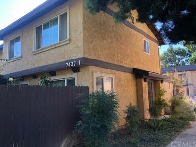 7437 Shadyglade Avenue UNIT 1, North Hollywood, CA 91605 - MLS#: PW19250925