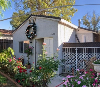 4688 Jurupa Avenue, Riverside, CA 92506 - MLS#: PW19252012