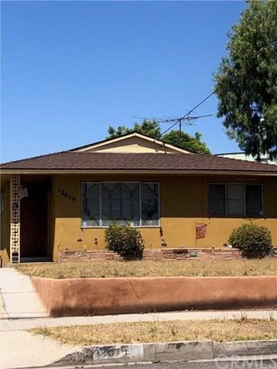 12619 Ramona Avenue, Hawthorne, CA 90250 - MLS#: PW19252152