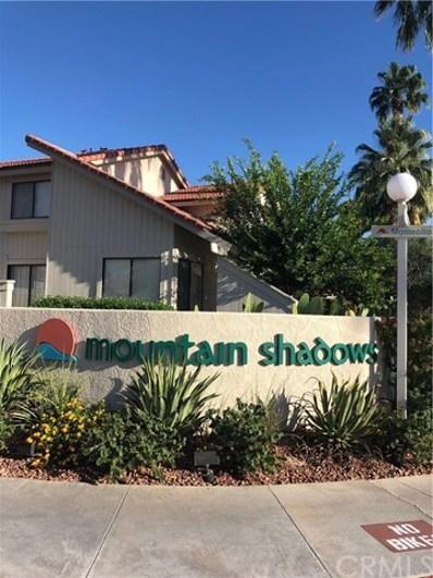 6065 Montecito Drive UNIT 6, Palm Springs, CA 92264 - MLS#: PW19253836