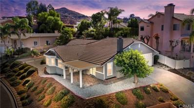 31409 Emperor Drive, Canyon Lake, CA 92587 - MLS#: PW19254074