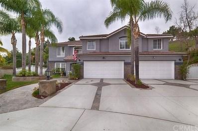27815 Mount Hood Way, Yorba Linda, CA 92887 - MLS#: PW19254643