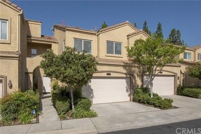 1022 Explanada Street UNIT 103, Corona, CA 92879 - MLS#: PW19254920