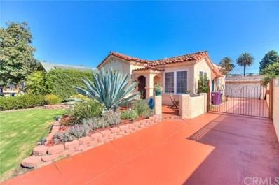 2440 Easy Avenue, Long Beach, CA 90810 - MLS#: PW19256451