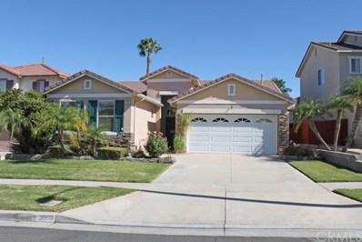 3219 Mountain Pass Drive, Corona, CA 92882 - MLS#: PW19257986
