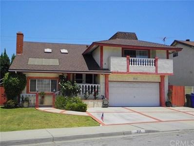711 Gian Drive, Torrance, CA 90502 - MLS#: PW19258295