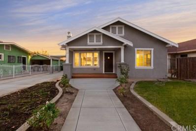 918 S Parton Street, Santa Ana, CA 92701 - MLS#: PW19260370
