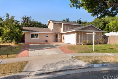 16643 Cedar Circle, Fountain Valley, CA 92708 - MLS#: PW19260746