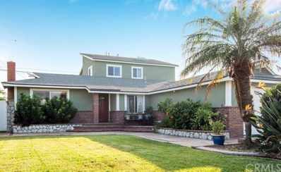 5352 Hendricksen Drive, Huntington Beach, CA 92649 - MLS#: PW19261131