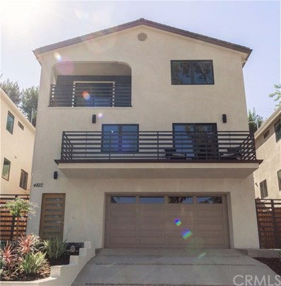 4822 Buchanan, Los Angeles, CA 90042 - MLS#: PW19264285