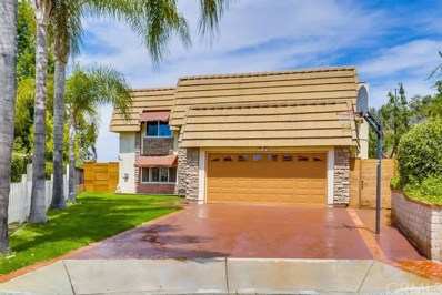 20575 Starshine Road, Walnut, CA 91789 - MLS#: PW19264719