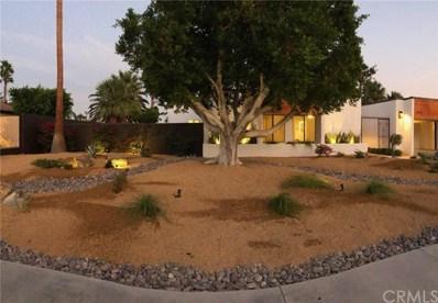 1840 N Hermosa Drive, Palm Springs, CA 92262 - #: PW19266003