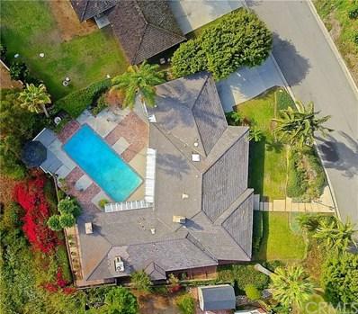 806 Vista Verde Drive, Fullerton, CA 92832 - MLS#: PW19270090