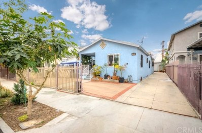 3757 S St Andrews Place, Los Angeles, CA 90018 - MLS#: PW19270360