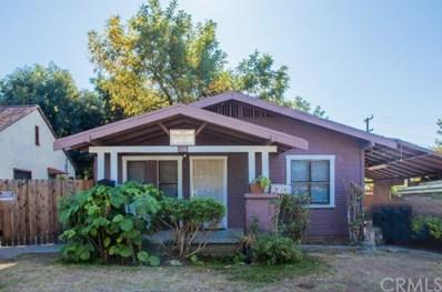 438 Randolph Street, Pomona, CA 91768 - MLS#: PW19271199