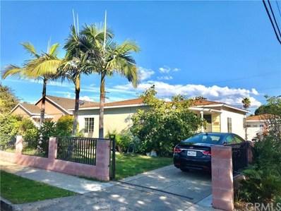 1833 S Parton Street, Santa Ana, CA 92707 - MLS#: PW19272058