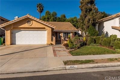 2647 Tundar Circle, Corona, CA 92879 - MLS#: PW19272542