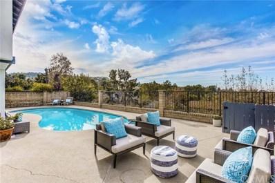 383 S Silverbrook Drive, Anaheim Hills, CA 92807 - MLS#: PW19272780