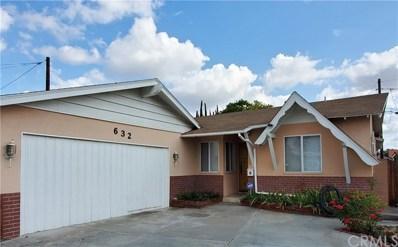 632 Carmelita Place, Montebello, CA 90640 - MLS#: PW19273459