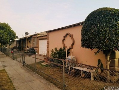 2420 Iowa Avenue, South Gate, CA 90280 - MLS#: PW19275277