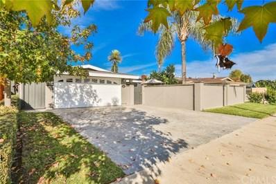 1622 Myrtlewood Street, Costa Mesa, CA 92626 - MLS#: PW19275341