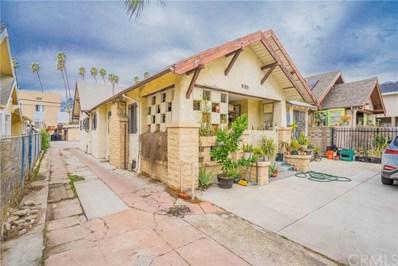 925 S Catalina Street, Los Angeles, CA 90006 - MLS#: PW19276533