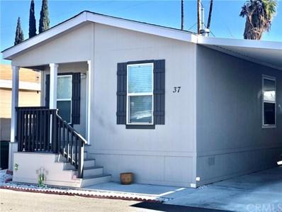 25526 Redlands Boulevard UNIT 37, Loma Linda, CA 92354 - MLS#: PW19278512