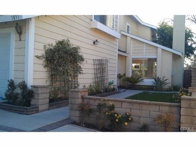 1851 Pinyon, La Verne, CA 91750 - MLS#: PW19280395
