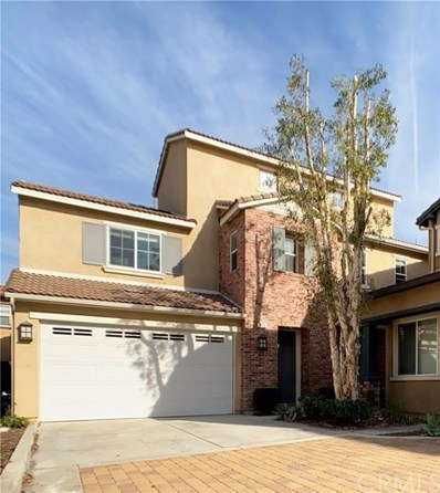 376 W Pebble Creek Lane, Orange, CA 92865 - MLS#: PW19286241