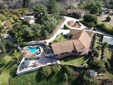 2267 Papaya Drive, La Habra Heights, CA 90631 - MLS#: PW20000748