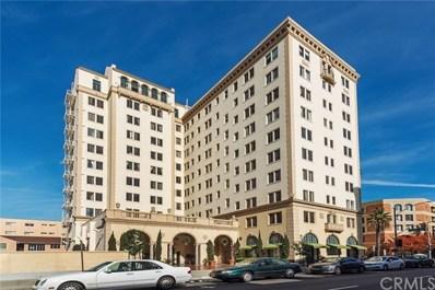 315 W 3rd Street UNIT 605, Long Beach, CA 90802 - MLS#: PW20002484