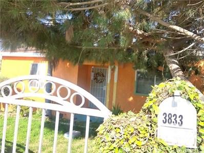3833 E Pauline Street, Compton, CA 90221 - MLS#: PW20003938
