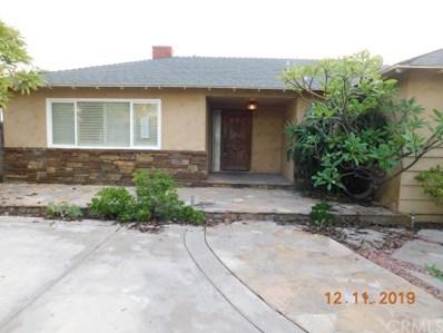 916 E Everett Place, Orange, CA 92867 - MLS#: PW20004390