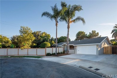2507 Colby Place, Costa Mesa, CA 92626 - MLS#: PW20005236