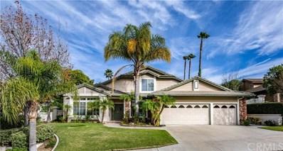 760 S Canyon Garden Lane, Anaheim Hills, CA 92808 - MLS#: PW20009344
