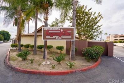 1602 N King Street UNIT P6, Santa Ana, CA 92706 - MLS#: PW20010673