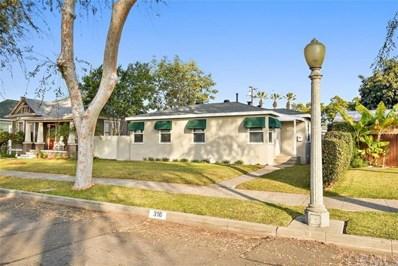 316 N Adams Avenue, Fullerton, CA 92832 - MLS#: PW20010747