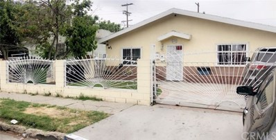 617 E 87th Street, Los Angeles, CA 90002 - MLS#: PW20011302
