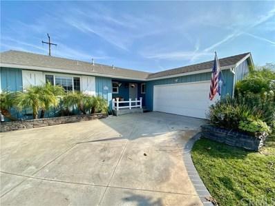 1060 Edgemont Street, La Habra, CA 90631 - MLS#: PW20011394